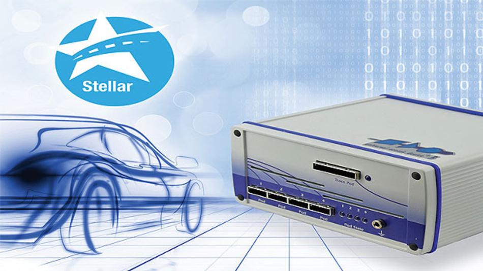 Die Software-Entwicklung vereinfacht und unterstützt die Architektur bei leistungsfähige Debug-, Trace- und Testfunktionen.