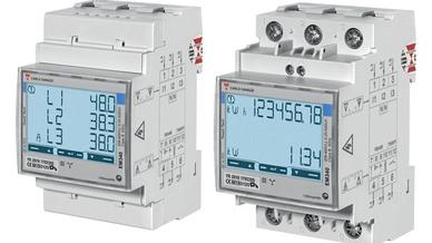 Der Energiezähler EM340 von Carlo Gavazzi ist für die Verwendung in Stromtankstellen optimiert und zertifiziert.