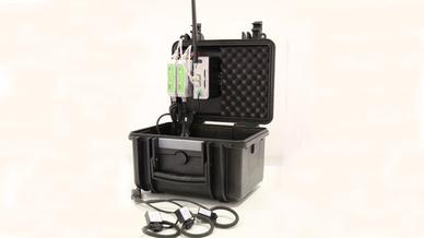 Mit dem mobilen Messsystem »econ go« kann man elektrischer Leistung, Energie, Ströme und Spannungen präzise analysieren – inklusive Cloud-Anbindung.