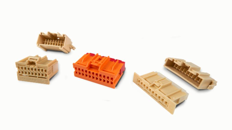 Die neuen Generation Y-Steckverbinder für Hochvolt-Batterieanwendungen.