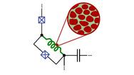 Das Fluxonium-Qubit mit granularem Aluminium kann sich bis zu 30 µs in einem Zustand zwischen »0« und »1« befinden.