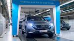 Mercedes-Benz EQC geht in Produktion