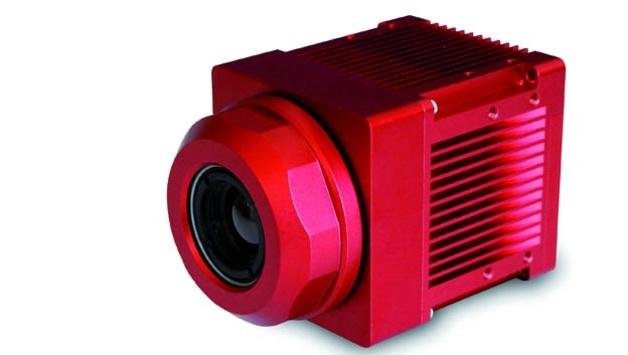 Smart-Infrarort-Kamers der IRSX-Serie von AT - Automation Technology