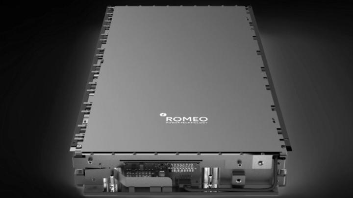 BorgWarner und Romeo Power Technology gründen ein Joint-Venture für Batteriezellen.