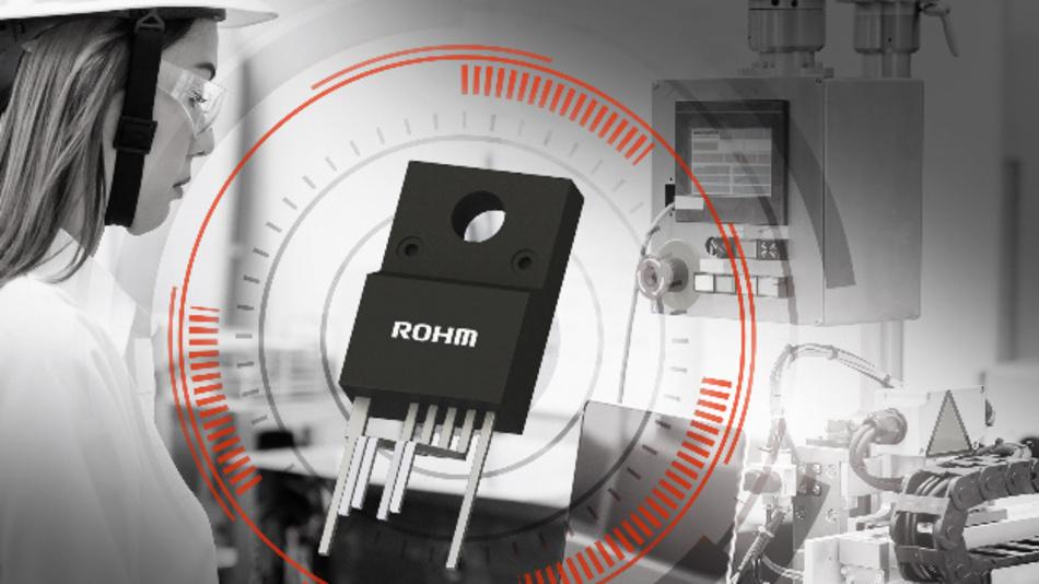 Die Serie BM2SCQ12xT-LBZ ermöglicht bei 400 VAC Industrieanlagen eine höhere Miniaturisierung, Zuverlässigkeit und Energieeinsparungen.
