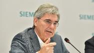 Joe Kaeser, Vorstandsvorsitzender Siemens