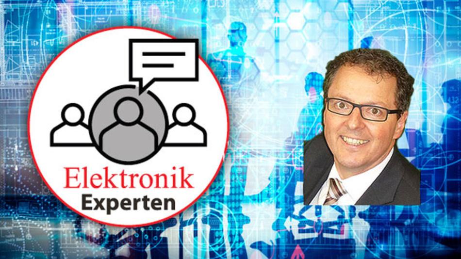Prof. Markus Rehm von der Hochschule Furtwangen.
