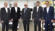 Vorstand der Technologie-Initiative SmartFactory KL
