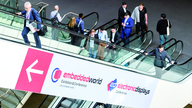 embedded world Conference Area