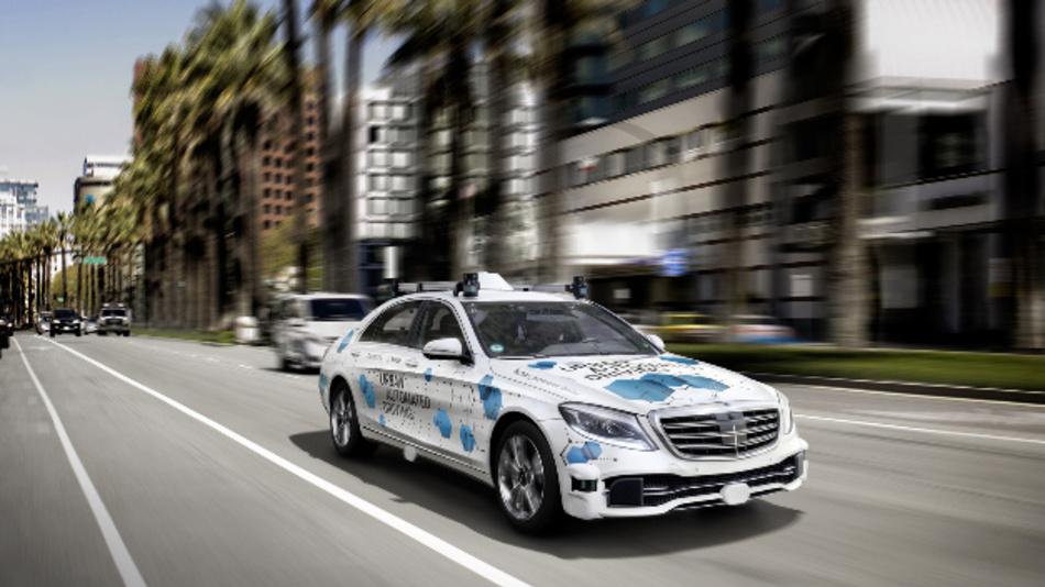 Mehr als 5000 Ingenieure arbeiten bei Bosch zwischenzeitlich am automatisierten Fahren, fast doppelt so viele wie vor zwei Jahren.