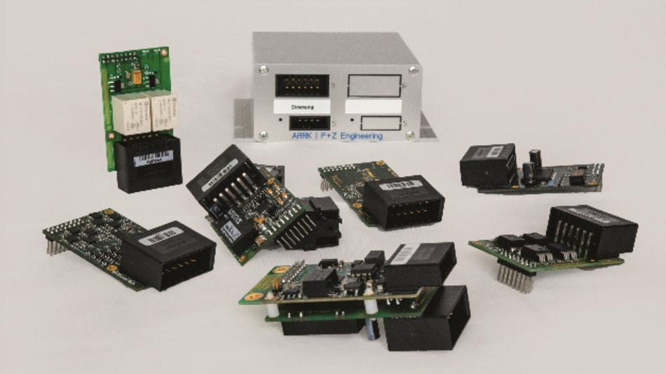 Das BuildRS von ARRK Engineering ist ein Baukastensystem für die ECU-Entwicklung.