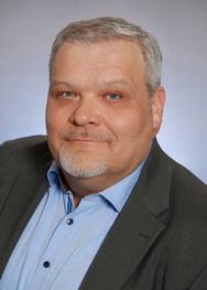 Sven Schnell,  neuer technischer Vertriebsingenieur in Deutschland