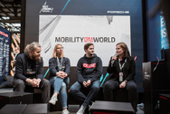 Porsche AG Mobility for a better world