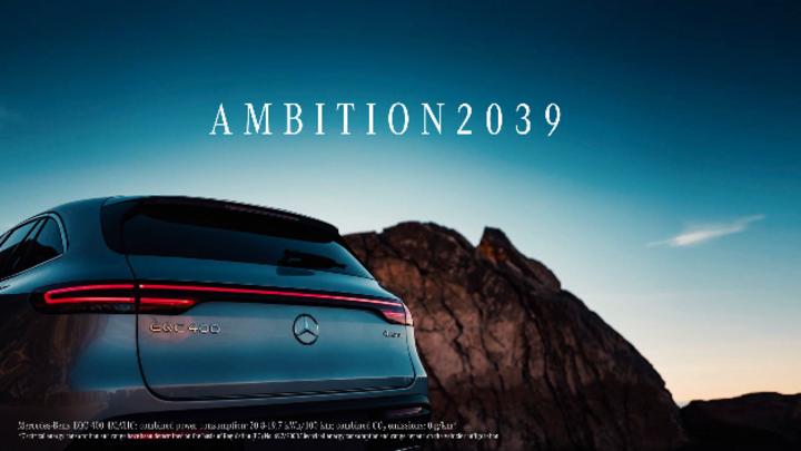Daimler will die Transformation zur emissionsfreien Mobilität mit Nachdruck vorantreiben, wie der zukünftige Vorstandsvorsitzende der Daimler AG, Ola Källenius, erklärt.