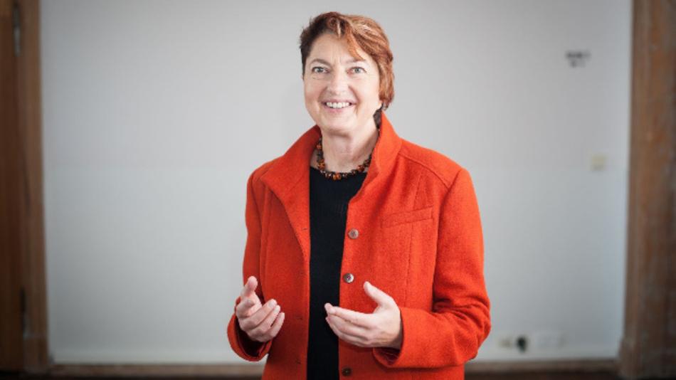 Annelie Buntenbach, Mitglied des geschäftsführenden DGB-Bundesvorstands.
