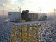 Offshore-Transformatormodule