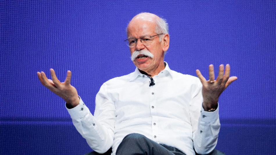 Nach mehr als 13 Jahren an der Spitze des Autobauers Daimler gibt Vorstandschef Dieter Zetsche seinen Posten ab.