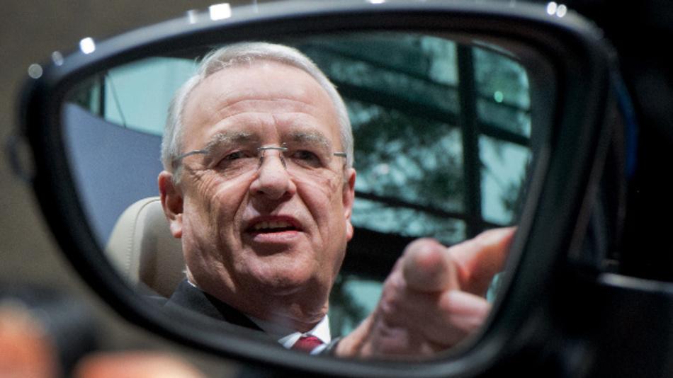 Martin Winterkorn, ehemaliger Vorstandsvorsitzender der Volkswagen AG.