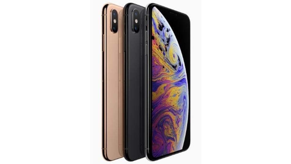 iPhone XS und XS Max: Qualcomm musste draussen bleiben.