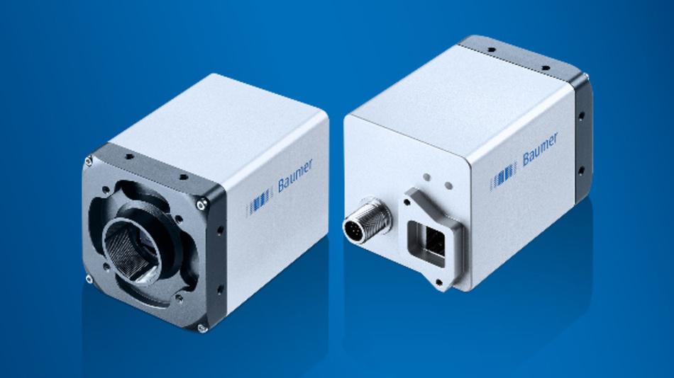 Die neuen LX-Kameras mit 10GigE-Vision-konformer Glasfaser-Schnittstelle ermöglichen eine Datenübertragungsrate von 1,1 GB/s in Verbindung mit Kabellängen bis 10 km.