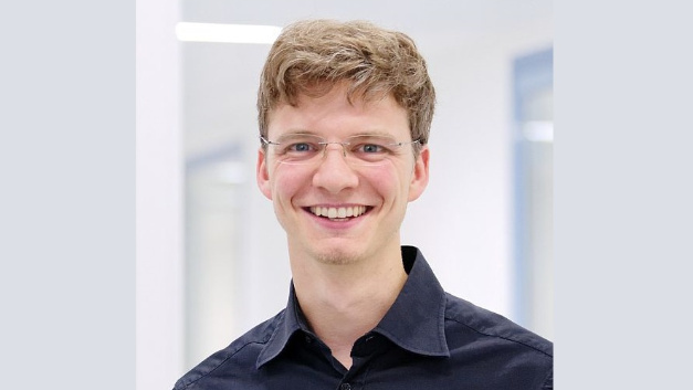 The 32-year-old Christoph Marczok received the Young Engineer Award at PCIM Europe 2019 for the design of the low-inductance power module.
