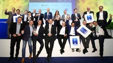 The smarter e Europe Innovative Lösungen mit Branchenpreis ausgezeichnet