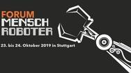 Logo des Forum Mensch Roboter 2019