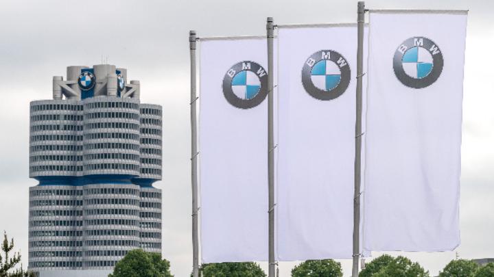 Logos von BMW
