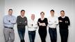 Das Team der Gründungsgesellschafter (v.l.n.r.):   Simon Kiowski, Knorr Sicherheitstechnik GmbH Berlin;  Christian Vogt, DER KUNDENORIENTIERER, Bielefeld;  Hans-Peter Koch, Rilling GmbH Sicherheitssysteme, Freiburg;  Silvia Riexinger, Geschäftsführun