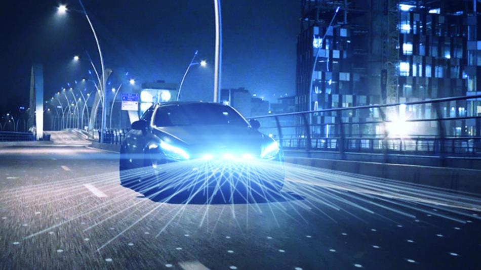 »Die Kombination aus unserem Lösungs-Knowhow und der VCSEL-Technologie von ams wird zum Durchbruch des Solid-State LiDAR im Automobilbereich führen«, Dr. Ulrich Lages, CEO von Ibeo Automotive Systems.