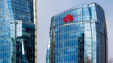 Die US-Politik gegenüber Huawei ist schwankend: Der Lieferbann wurde zum Teil und auf Zeit eingeschränkt.