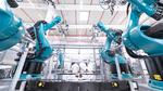Fertigung des Gesamtbatteriesystems für den Porsche Taycan