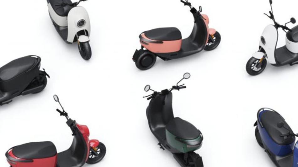 Vodafone vernetzt die neuen Elektro-Scooter von unu.