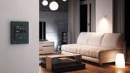 Wohnzimmer mit Gira-System