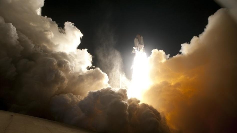 Junge Raketen-Tüftler dürfen ihr Können bei einem Ingenieurs-Wettbewerb unter Beweis stellen.