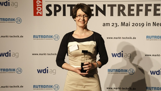 Sabine Thier, Head of Human Resources, Elatec