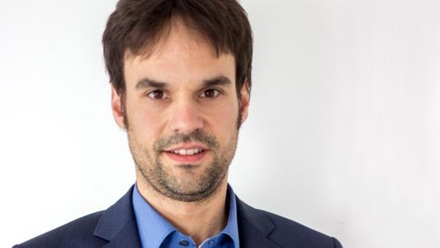 Juniorprofessor Dr. Christopher Robeller