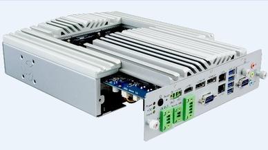SE-N207 nutzt Intel-Prozessoren der Whiskey-Lake-Generation