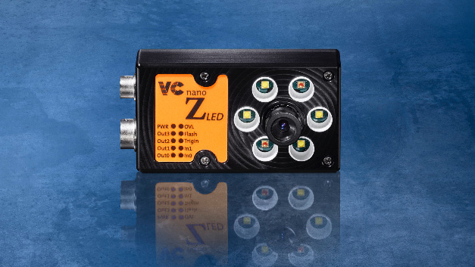 Embedded-Vision-Systeme mit integrierter Beleuchtung sparen in vielen Anwendungen Platz und Kosten.