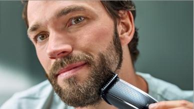 """Der Philips Bartschneider """"BT5515/15"""" ist zu einem Preis von 69,99 Euro (UVP) im Handel erhältlich."""