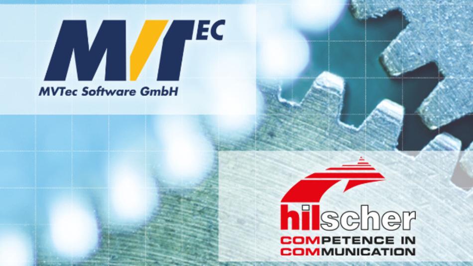 Sie wollen industrielle Bildverarbeitung und Automatisierung nahtlos integrieren: MVTec und Hilscher.
