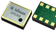 Geschützt vor Wasser, Staub und Feuchtigkeit: der kleine barometrische Drucksensor DPS368