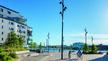 Uferpromenade Lillsjöplan, Jönköping, Schweden