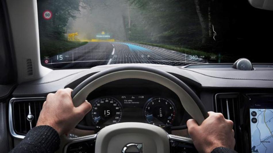 Volvo und Varjo haben einen Mixed-Reality-Ansatz zur Bewertung von Prototypen, Designs und aktiven Sicherheitssystemen entwickelt.