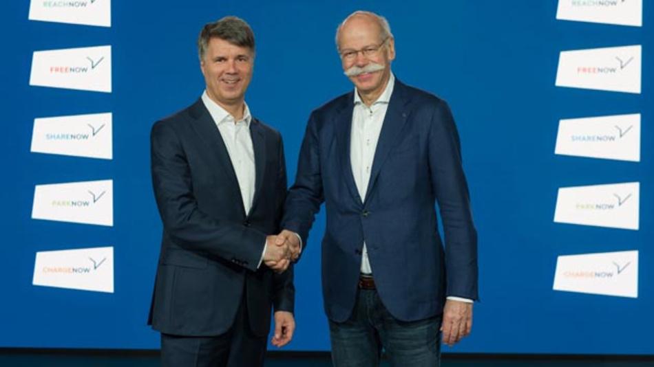 Harald Krüger beerbt Dr. Dieter Zetsche als Vizepräsident im Präsidium des Verbandes der Automobilindustrie.