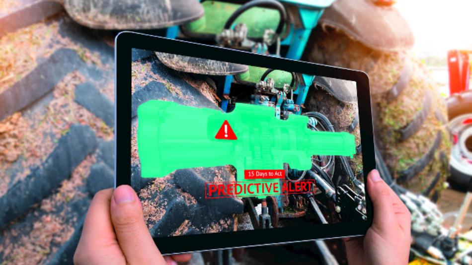 Vorausschauende Wartung ist speziell für Maschinen relevant, die unter rauen Betriebsbedingungen arbeiten. Dazu gehört die Landwirtschaft.