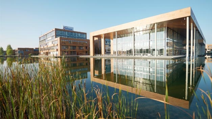 Infineon-Headquarter bei München