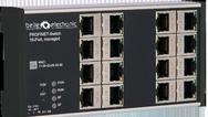 16-Port Profinet managed Switch von Belle