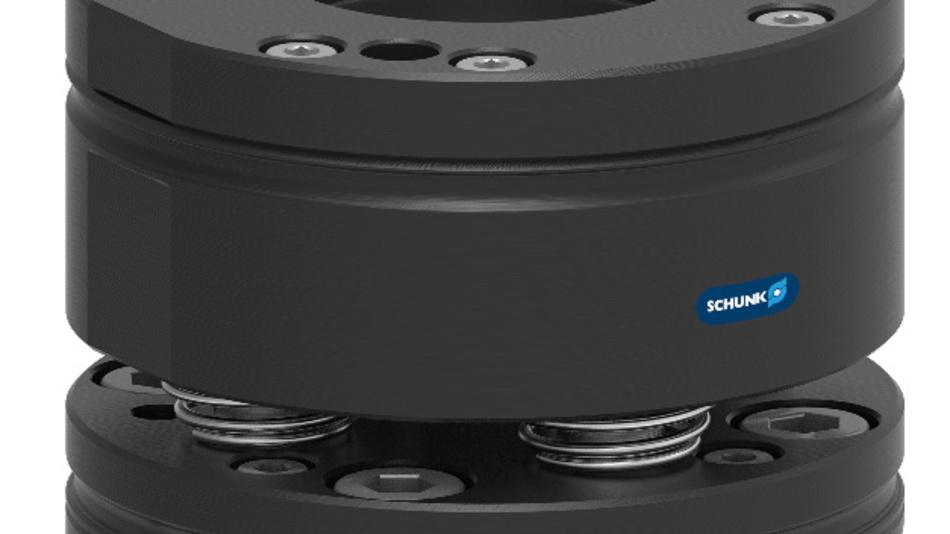 Die Universalausgleichseinheit AGE-U ist speziell für die intuitive Handhabung entwickelt, etwa beim Bin Picking oder in automatisierten Montageanwendungen.
