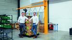 Gigafactory für Batteriespeicher